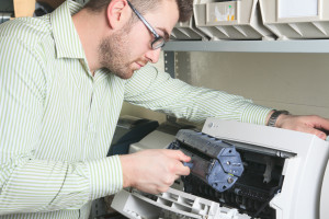 laser printer cleaning dallas